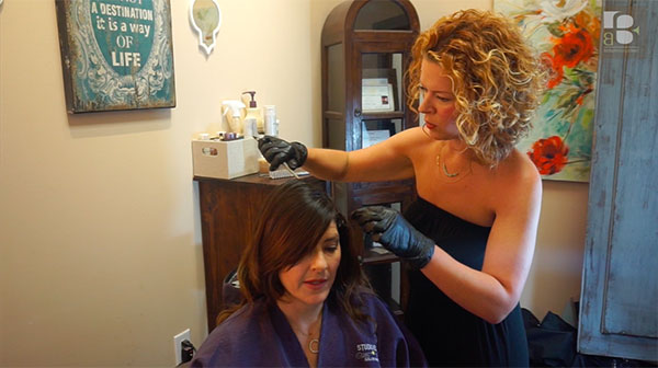 Featured Alumni: Vanessa Bohlmann, VB Hair Studio at Studio Elite