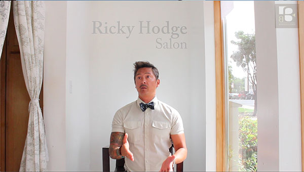 Featured Alumni: Ricky Hodge, Ricky Hodge Salon